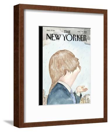 The New Yorker Cover - August 22, 2016