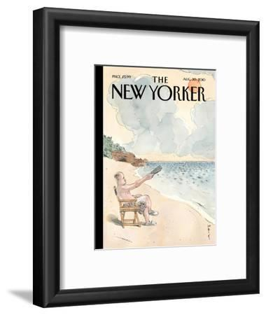 The New Yorker Cover - August 30, 2010