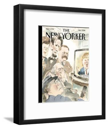 The New Yorker Cover - February 1, 2016