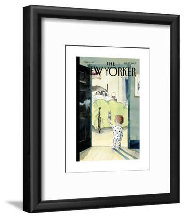 The New Yorker Cover - January 29, 2007