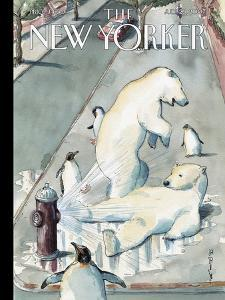 The New Yorker Cover - July 23, 2007 by Barry Blitt