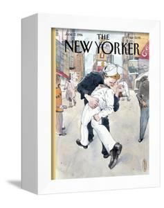 The New Yorker Cover - June 17, 1996 by Barry Blitt