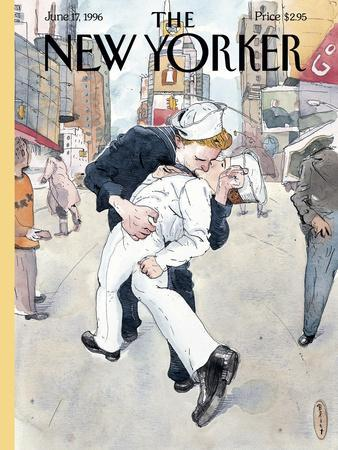 The New Yorker Cover - June 17, 1996