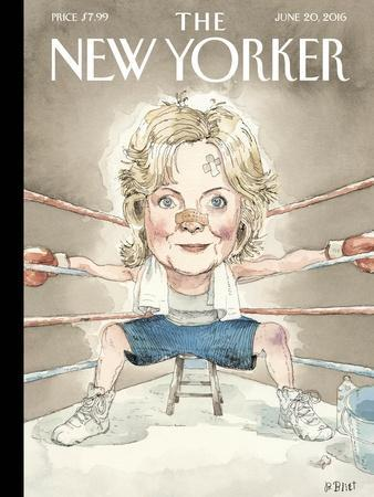The New Yorker Cover - June 20, 2016