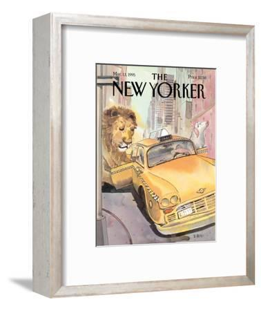 The New Yorker Cover - March 13, 1995