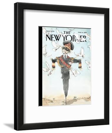 The New Yorker Cover - March 14, 2011