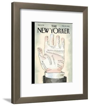 The New Yorker Cover - March 28, 2016