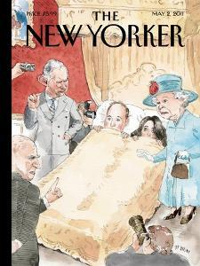 The New Yorker Cover - May 2, 2011 by Barry Blitt