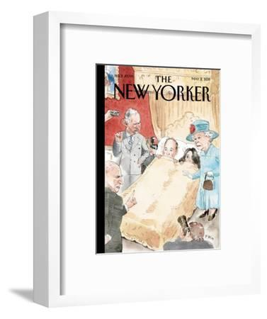 The New Yorker Cover - May 2, 2011