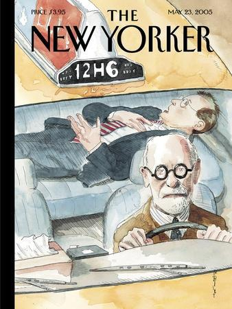 The New Yorker Cover - May 23, 2005