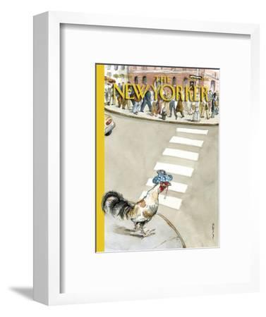 The New Yorker Cover - November 14, 2005