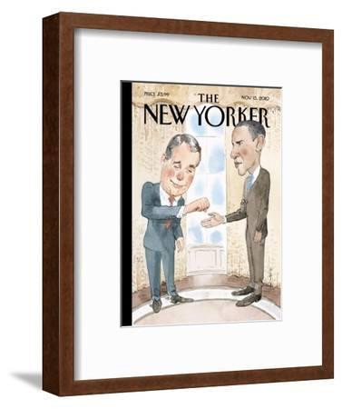 The New Yorker Cover - November 15, 2010