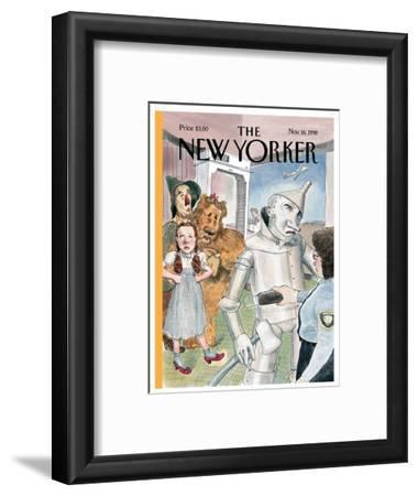 The New Yorker Cover - November 16, 1998