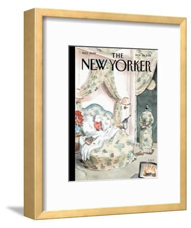 The New Yorker Cover - November 26, 2012