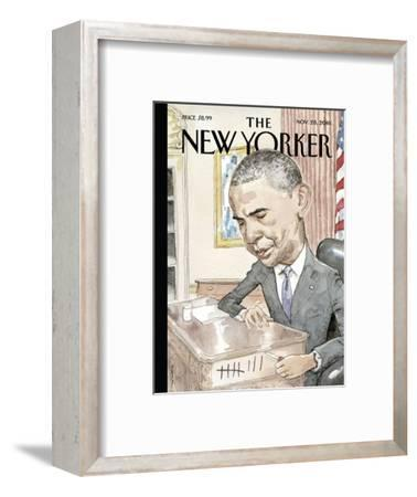 The New Yorker Cover - November 28, 2016