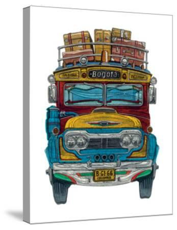 Columbian Bus