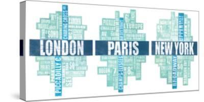 London Paris New York Type