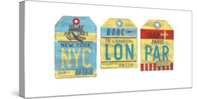 NYC - LON - PAR