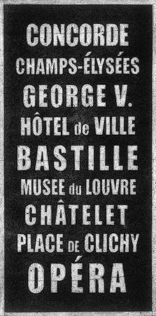 Paris Destination
