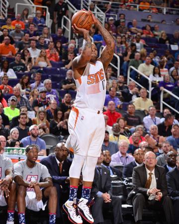 Memphis Grizzlies v Phoenix Suns by Barry Gossage