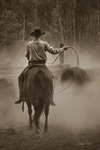 Cowboy Named Bronco by Barry Hart