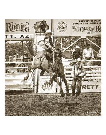 by Barry Hart Poster 13x19 color COWBOY ART PRINT TC's Boots and Yuma Spurs