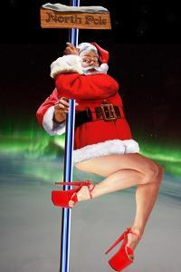 North Pole Dancer by Barry Kite