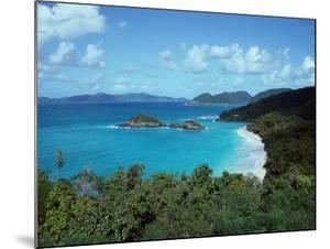 Bay, St. John, US Virgin Islands by Barry Winiker