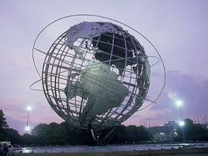 Unisphere, Flushing Meadow Park, NY by Barry Winiker