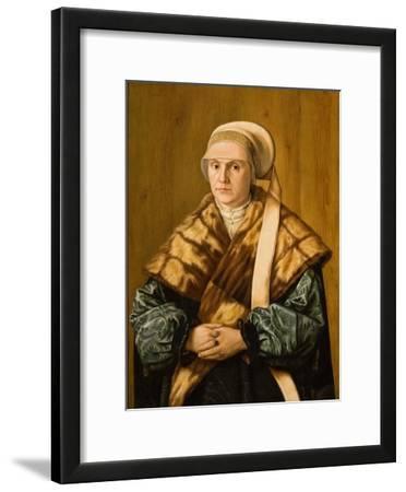 Portrait of a Woman, 1529