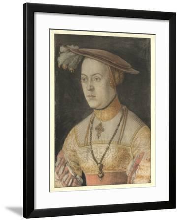 Portrait of The Dutchess Jacobea of Baden