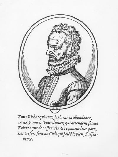 Barthélemy De Laffemas--Giclee Print