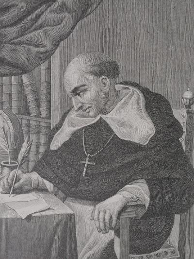 Bartholeme De Las Casas--Giclee Print