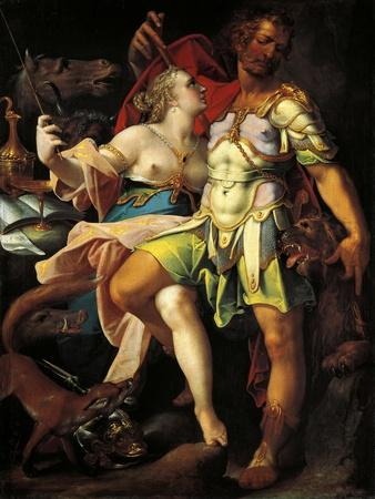 Odysseus and Circe