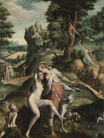 Venus and Adonis, c.1585-90