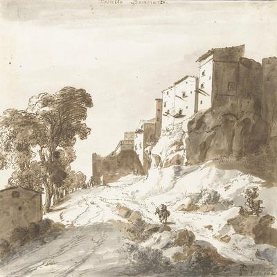 Castello Bomarzo, 1625