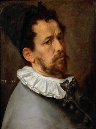 Self-Portrait, Ca 1580-1585