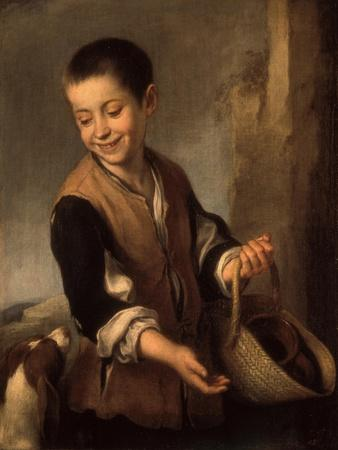 Boy with a Dog, Between 1655 and 1660