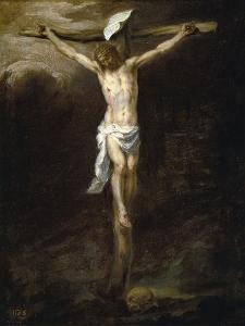 Christ on the Cross by Bartolomé Estéban Murillo