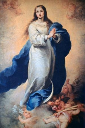 Immaculate Conception, 1665-1670