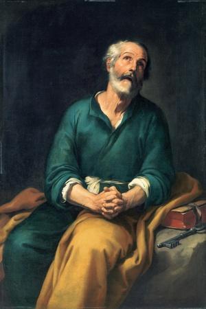 Saint Peter in Tears, C. 1655