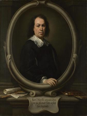 Self-Portrait, C. 1670