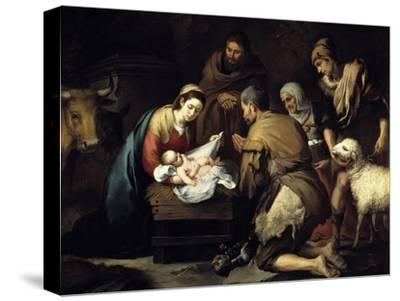 The Adoration of the Shepherds, Ca. 1657