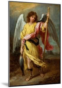 The Archangel Raphael by Bartolome Esteban Murillo