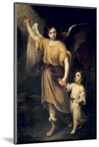 The Guardian Angel by Bartolome Esteban Murillo