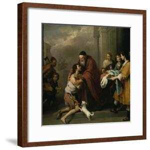 The Return of the Prodigal Son, 1667/70 by Bartolomé Estéban Murillo