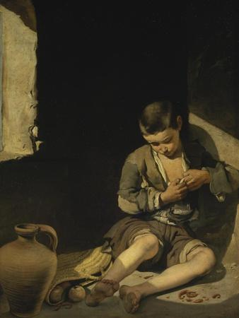 The Young Beggar, 1645-50