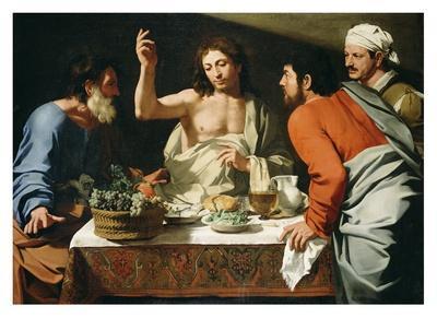 The Supper at Emmaus