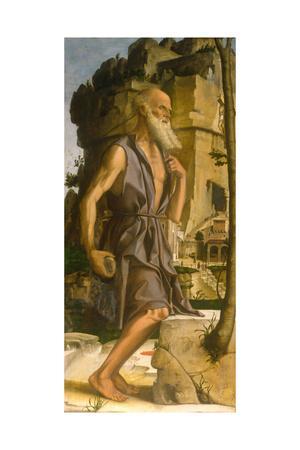 Saint Jerome, 1482