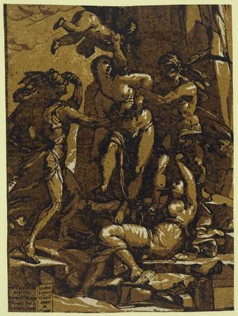 Virtue, 1585, Andreani, Andrea, Approximately 1560-1623